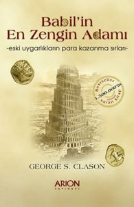 Babilin En Zengin Adamı Kitap Kapağı
